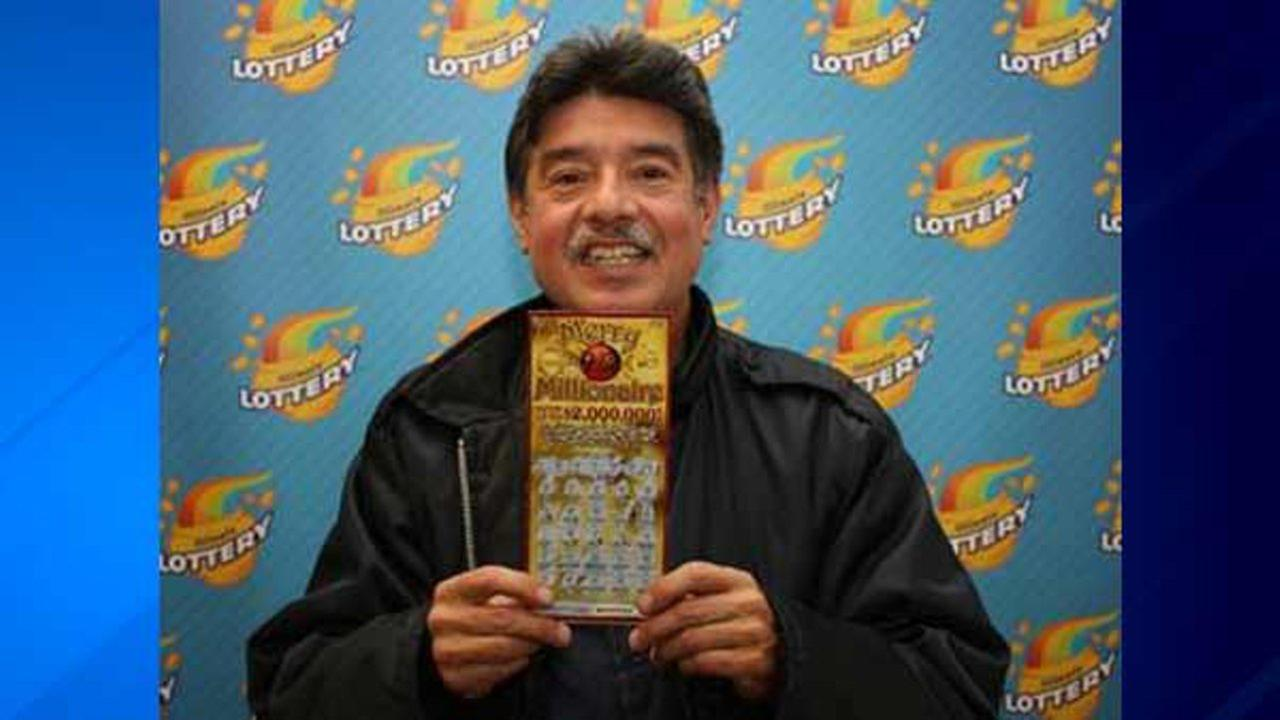 Dave Martinez, who has worked at New Trier High School for the last 34 years, won $2 million in the Illinois Lottery last month.