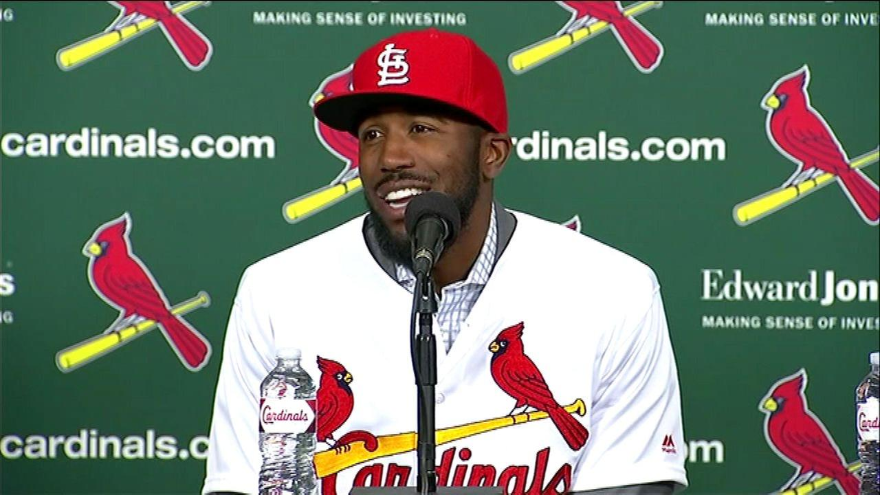 Dexter Fowler joins St. Louis Cardinals