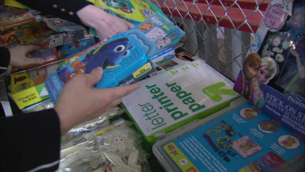 Annual toy drive short on toys