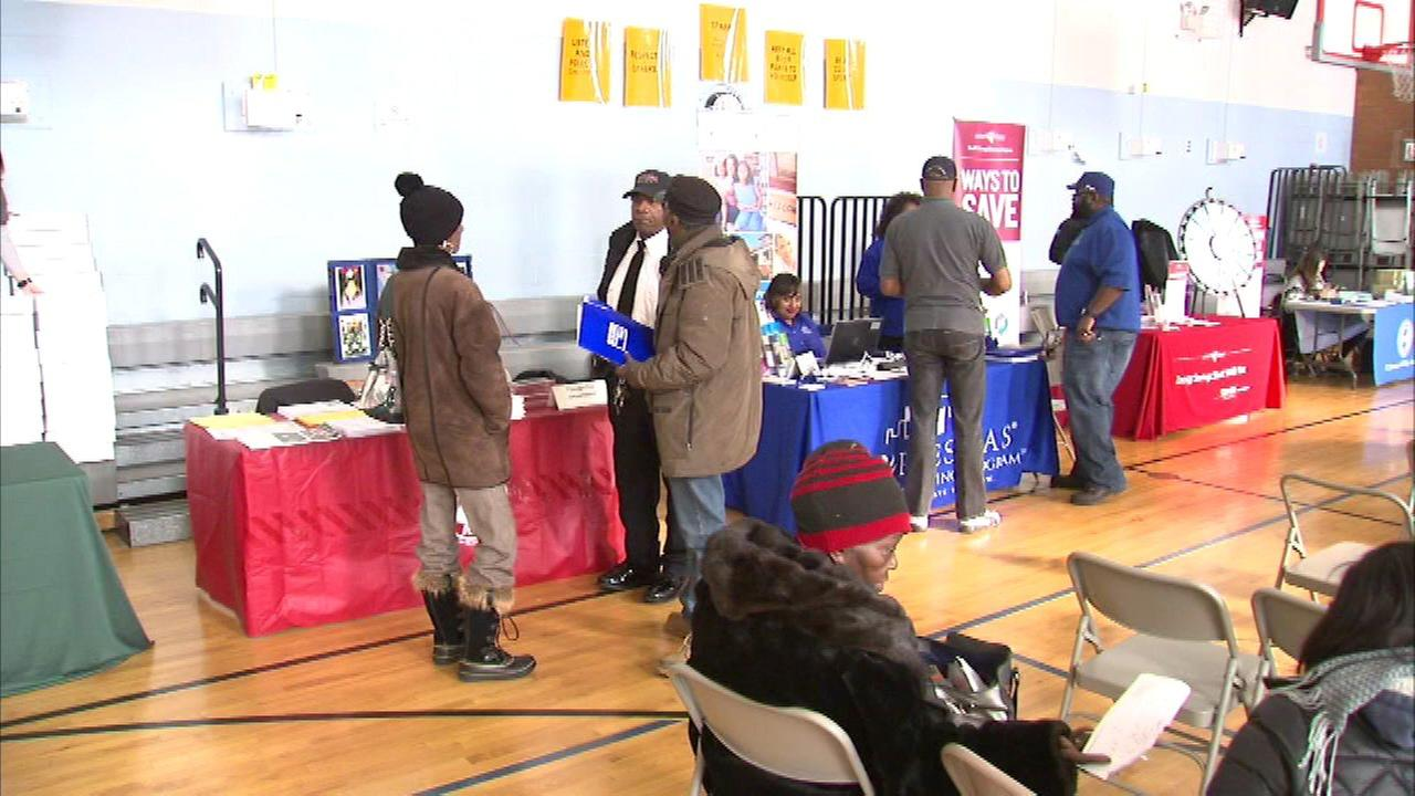 Event helps residents pay energy bills