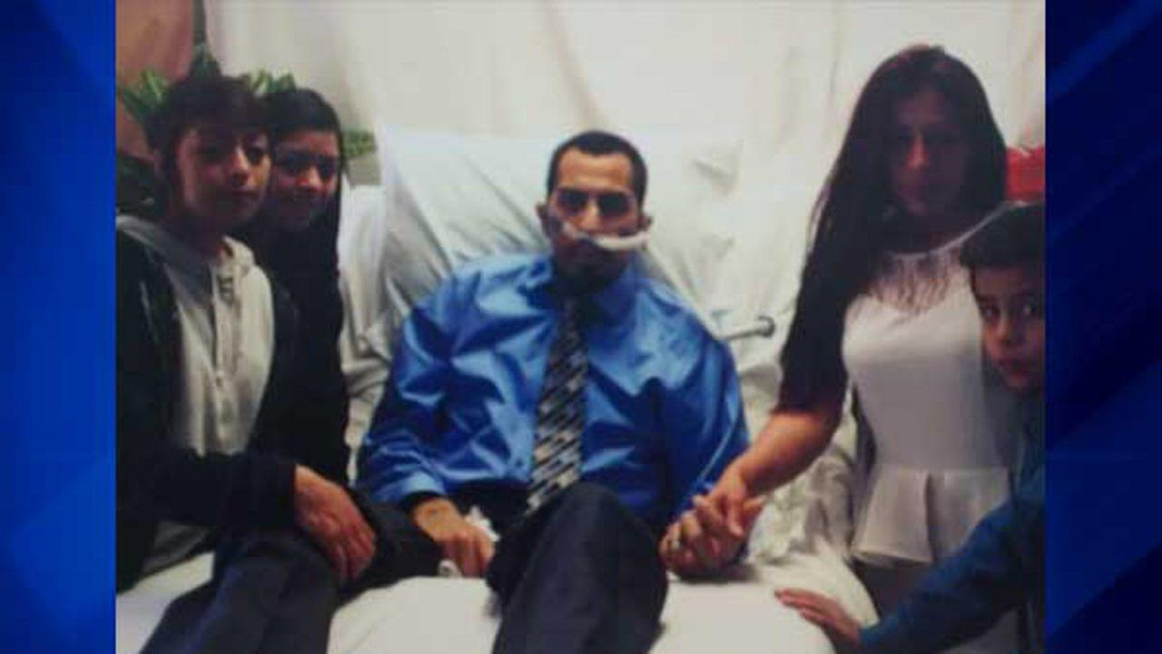 The wedding of Raul Hinojosa and Yvonne Hinojosa took place in a hospital in Amarillo, Texas. He died 36 hours later from cancer.