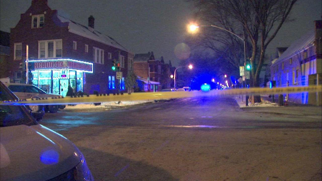 4 shot, 2 dead in Brighton Park