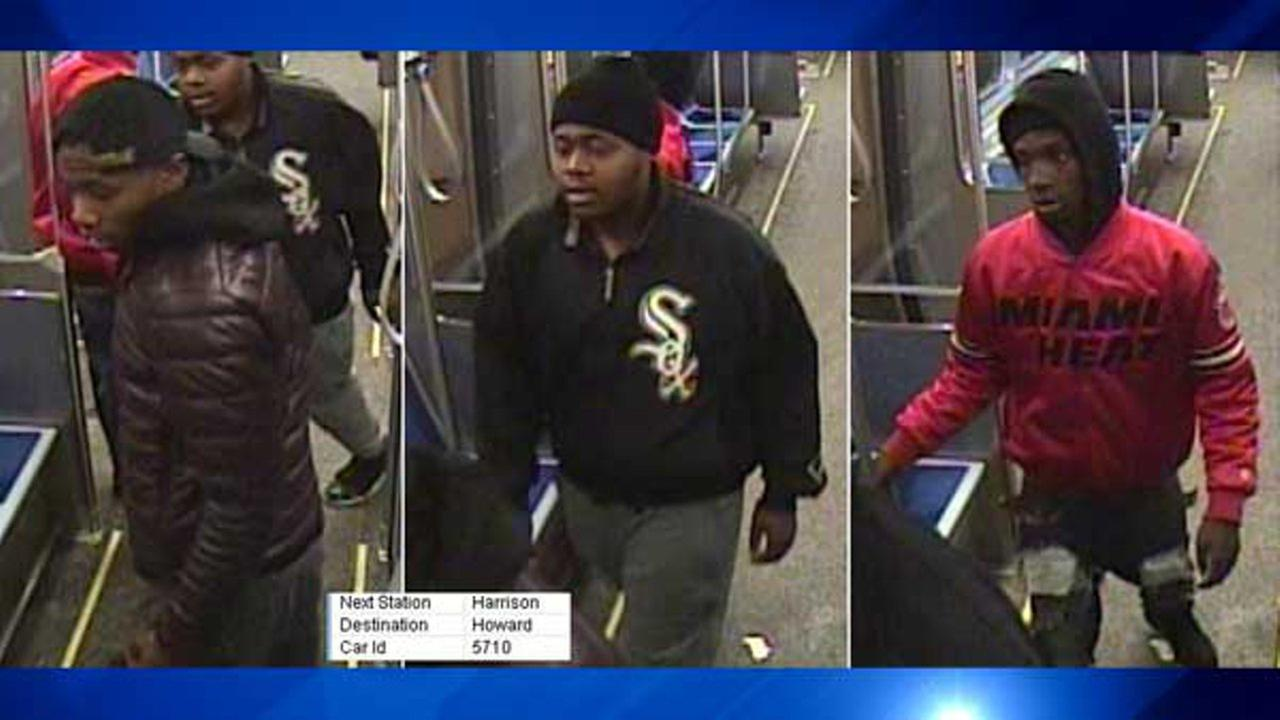 CTA Red Line rider robbed, beaten at Sox-35th station