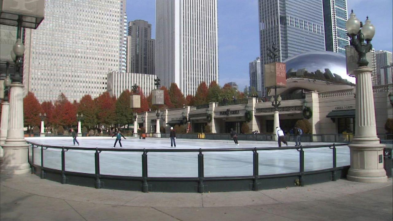 Millennium Park extends skating hours