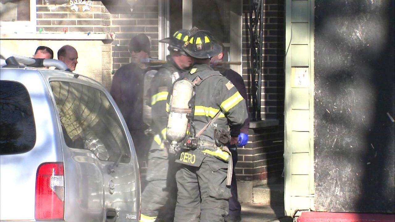 Carbon monoxide leak makes 13 sick in Cicero