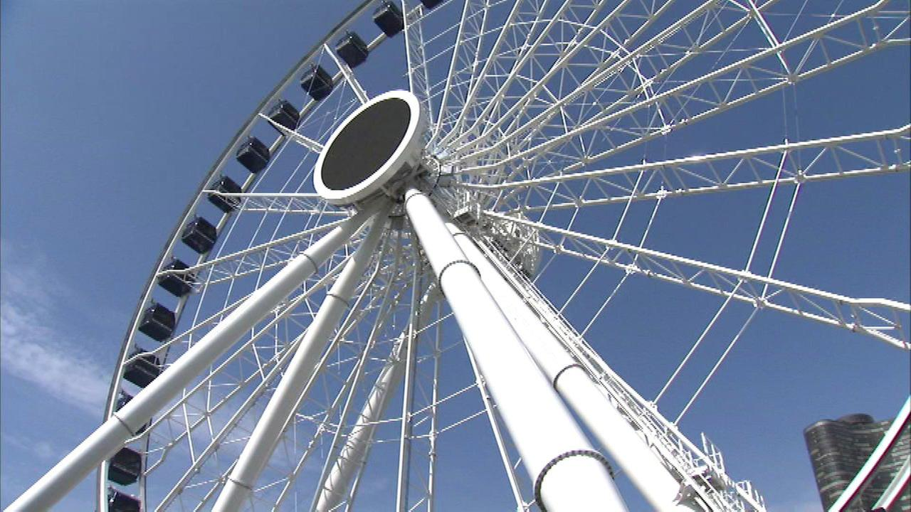Navy Pier Ferris wheel to host speed dating event