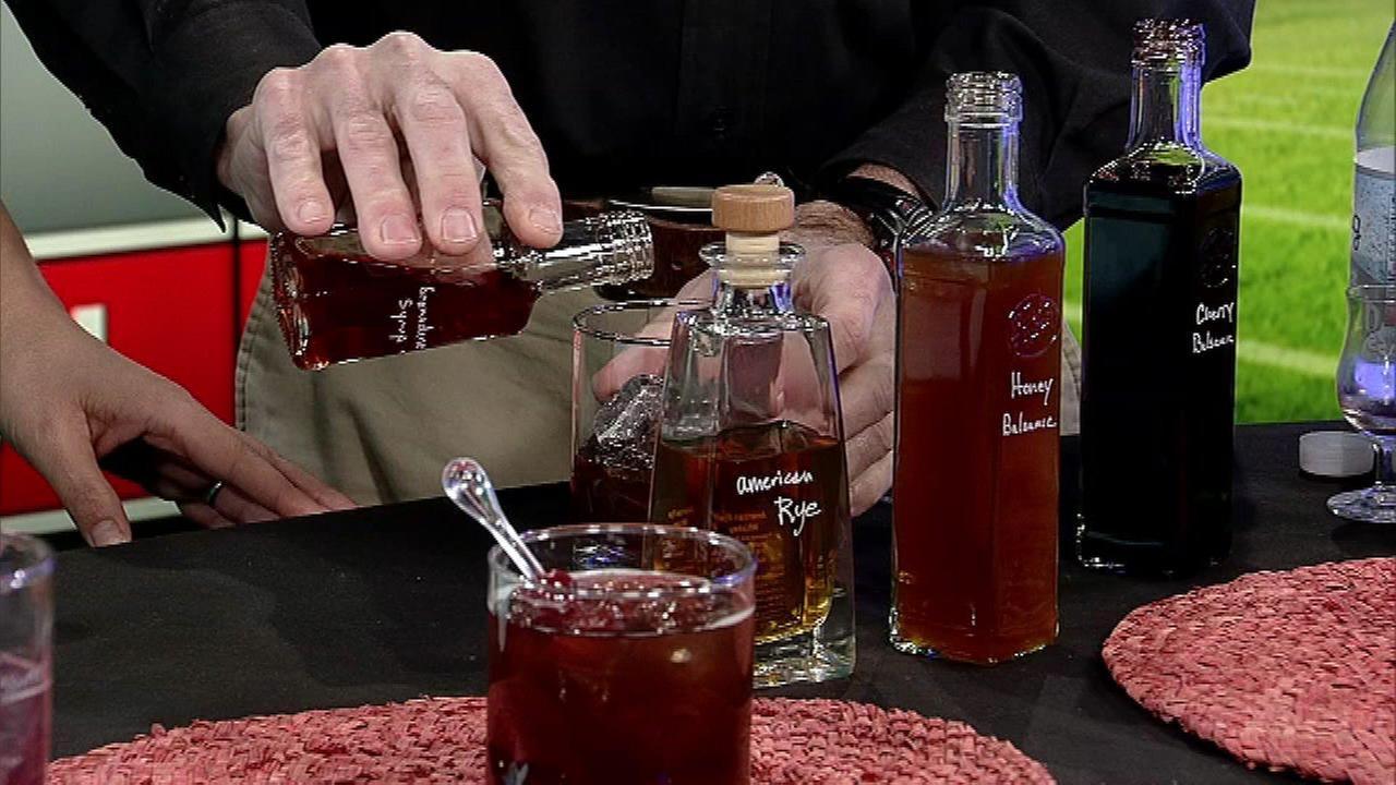 Vintage cocktails to kick off your Super Bowl party