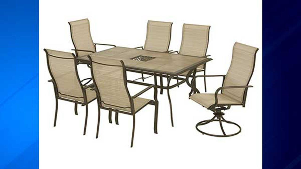 2 Million Patio Chairs Sold At Home Depot Recalled Due To Fall Risk