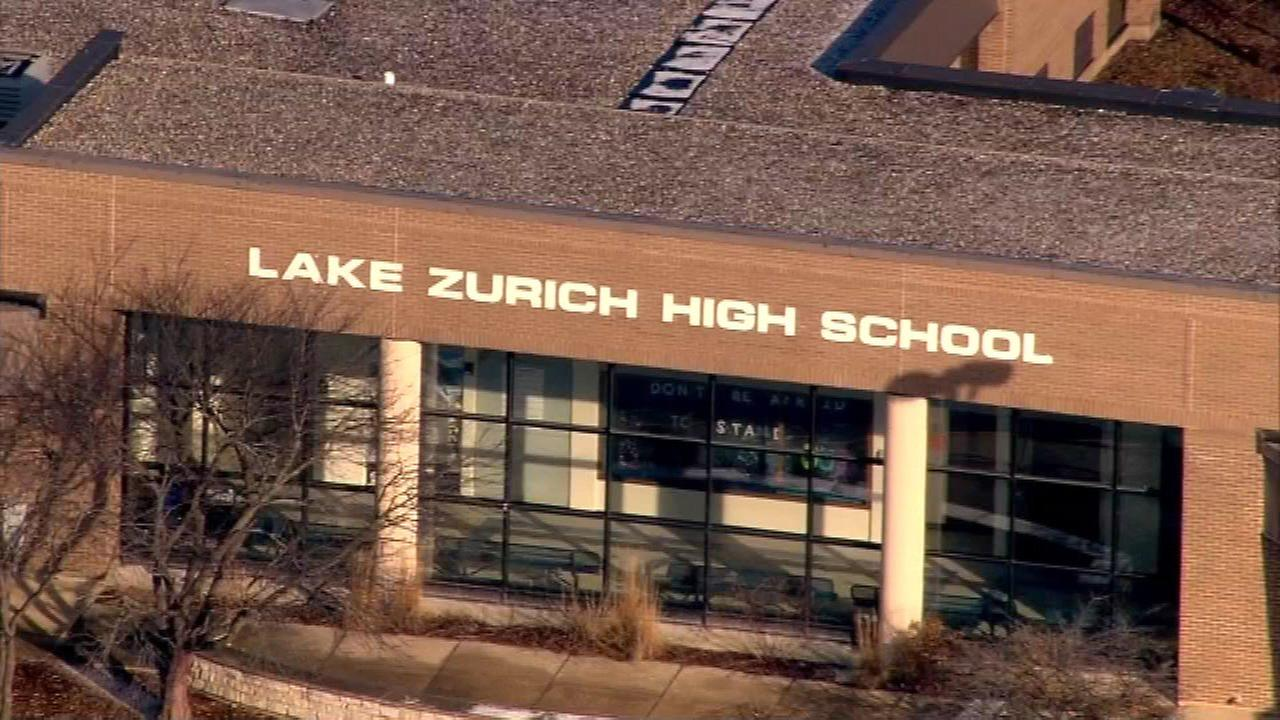 Hazing lawsuit filed against Lake Zurich High School