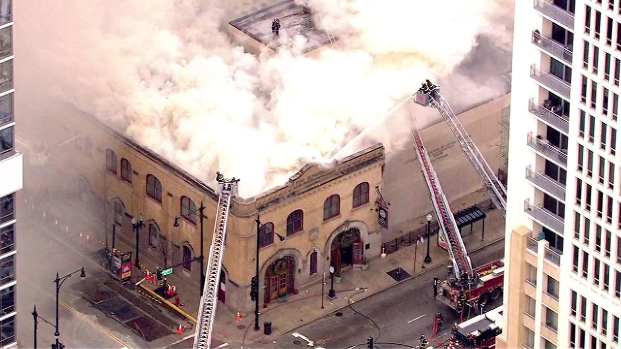 Chicago Firehouse Restaurant reopening Friday, 2 years after fire