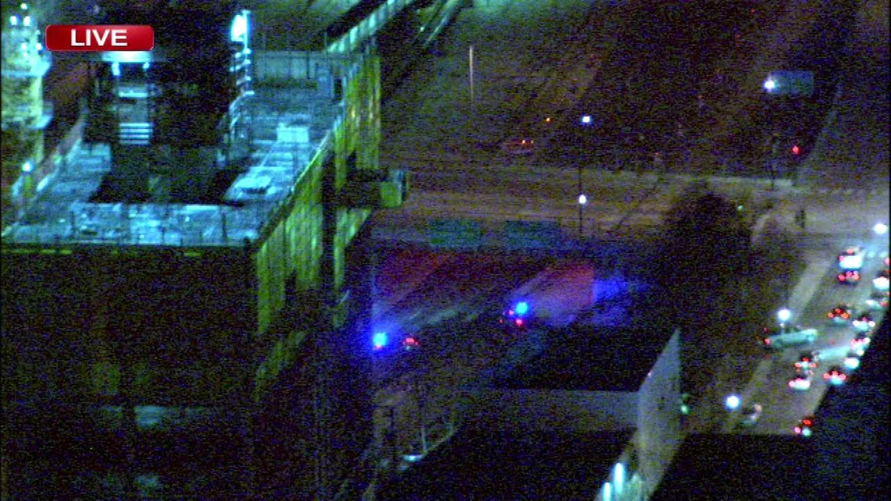Outbound Eisenhower Expy reopened at Morgan after police investigation
