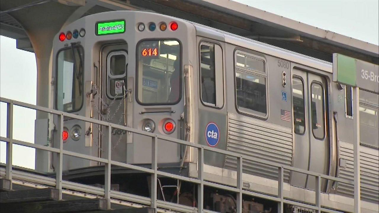 CTA to build new Green Line station at Damen