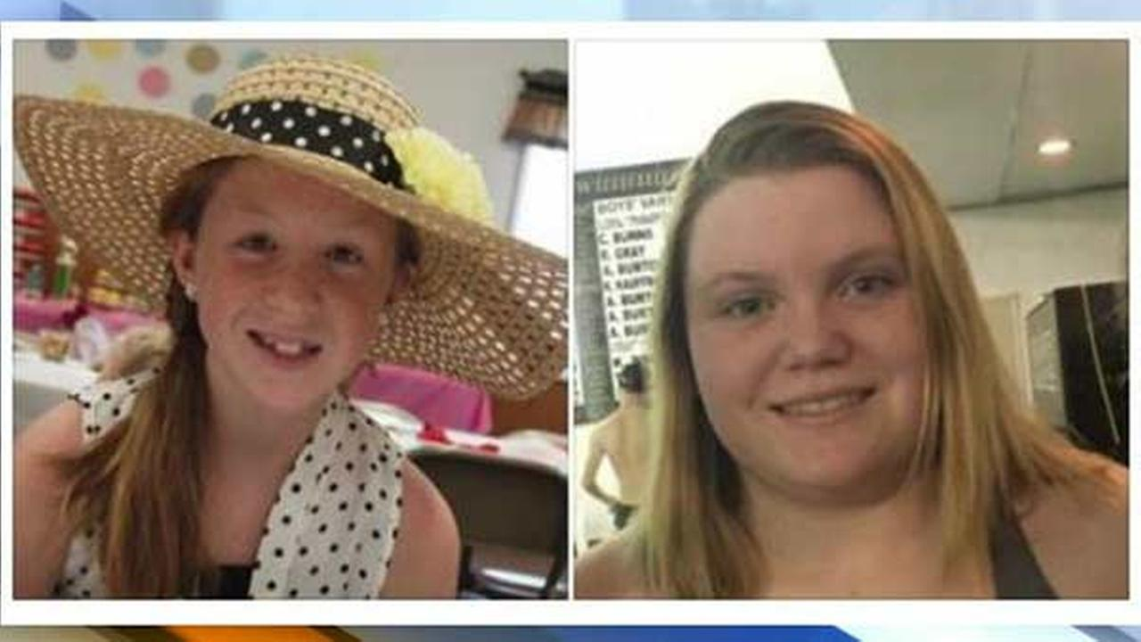 Indiana home searched in investigation of girls' deaths