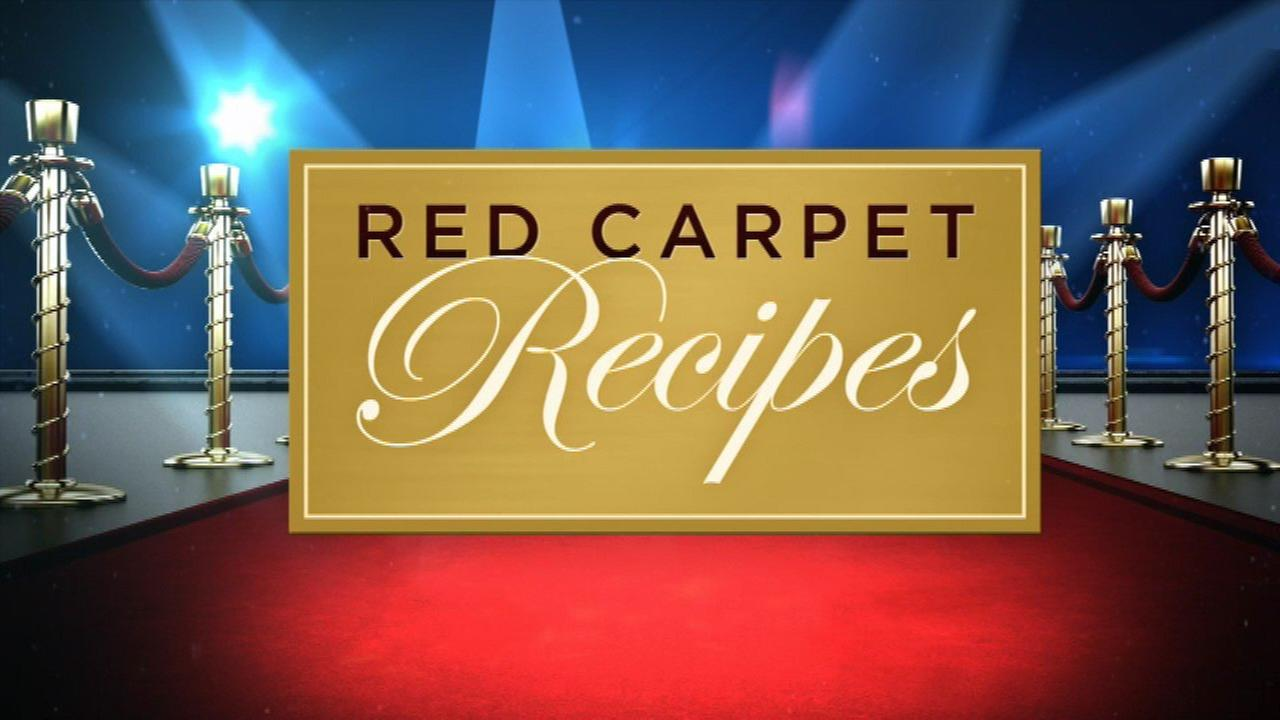 Send us your Red Carpet Recipes!