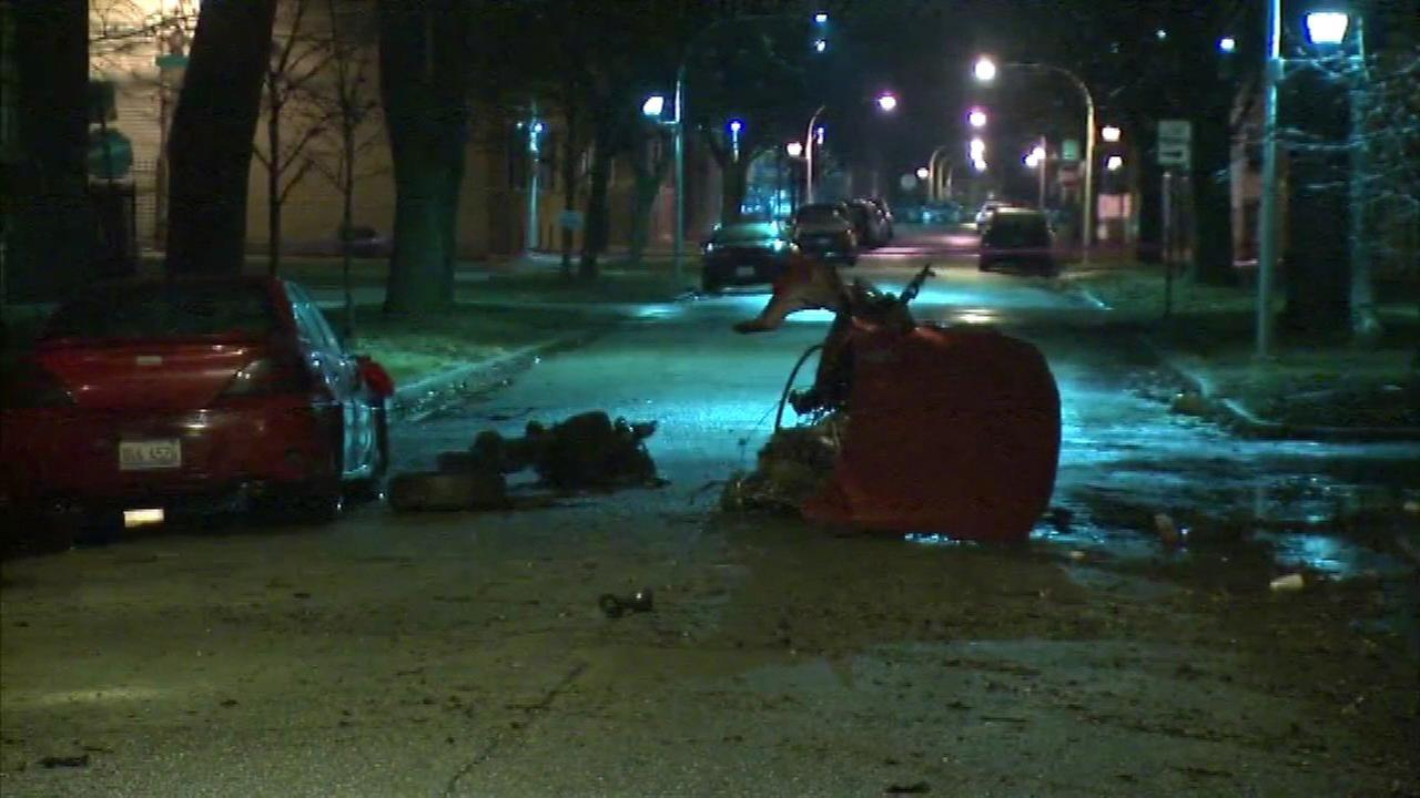 2 children, 2 adults critically injured in car crash