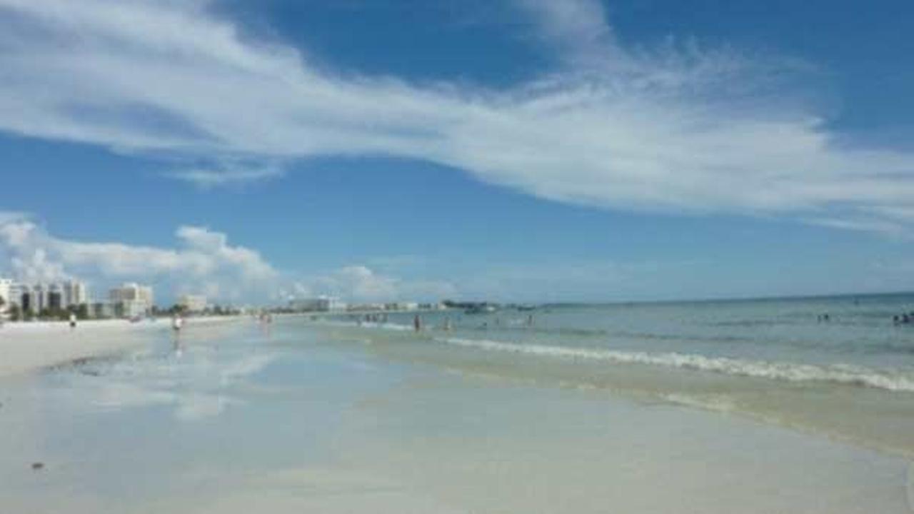 BEST IN WORLD: 5. Siesta Beach, Siesta Key, United States