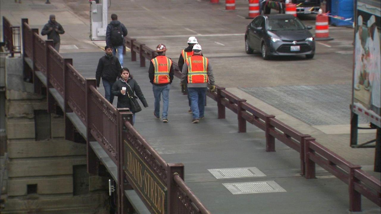 Adams Street Bridge reopens after 13 month project