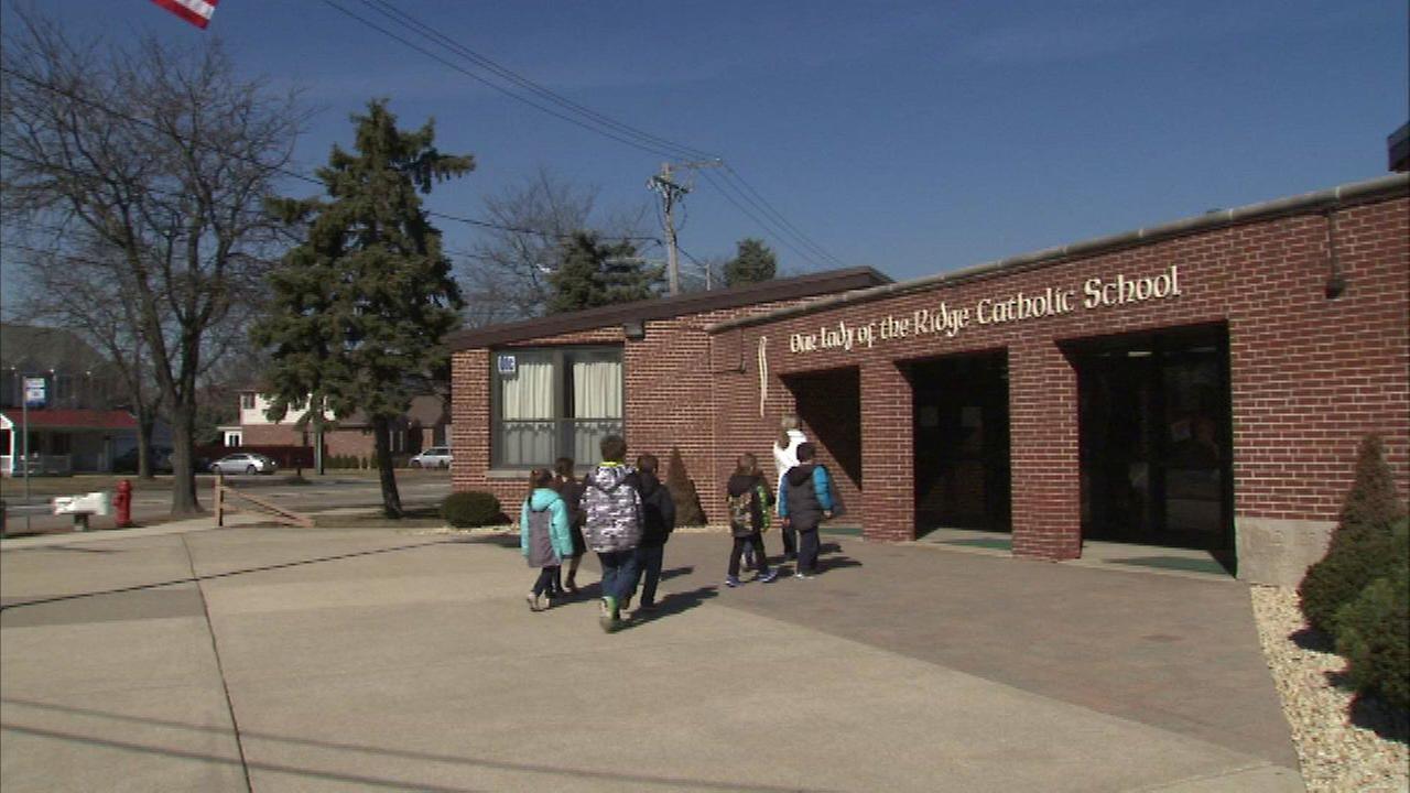 Chicago Ridge and Lemont Catholic schools saved from closure