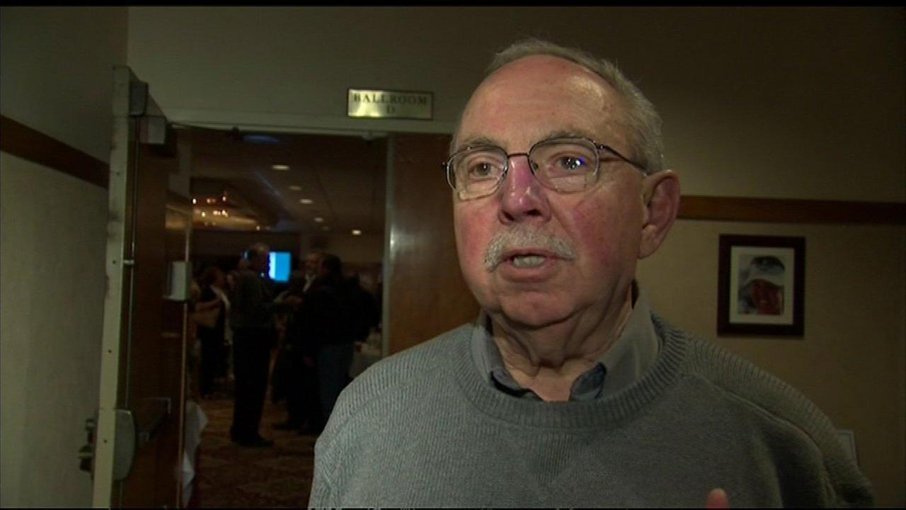 Schaumburg Mayor Al Larson.