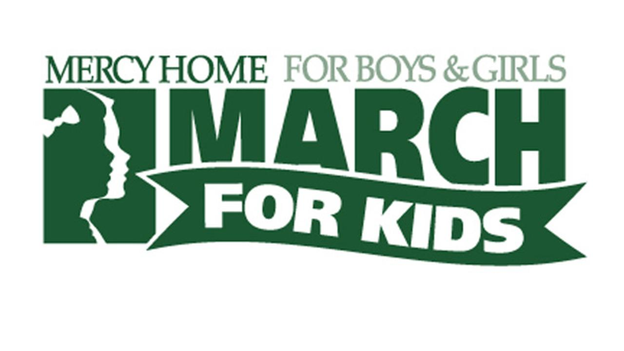 Join Mercy Home's March for Kids