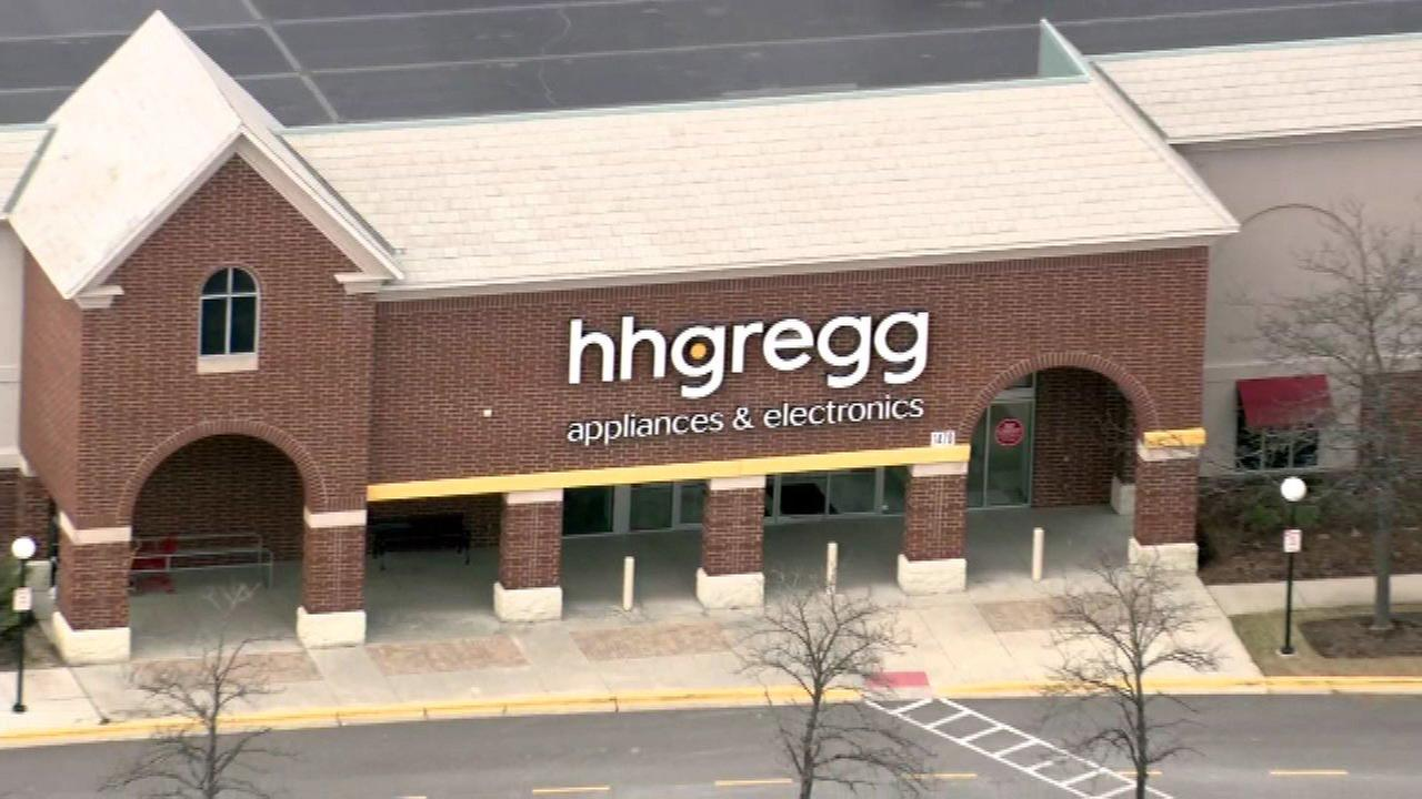 HHGregg to close almost 90 stores