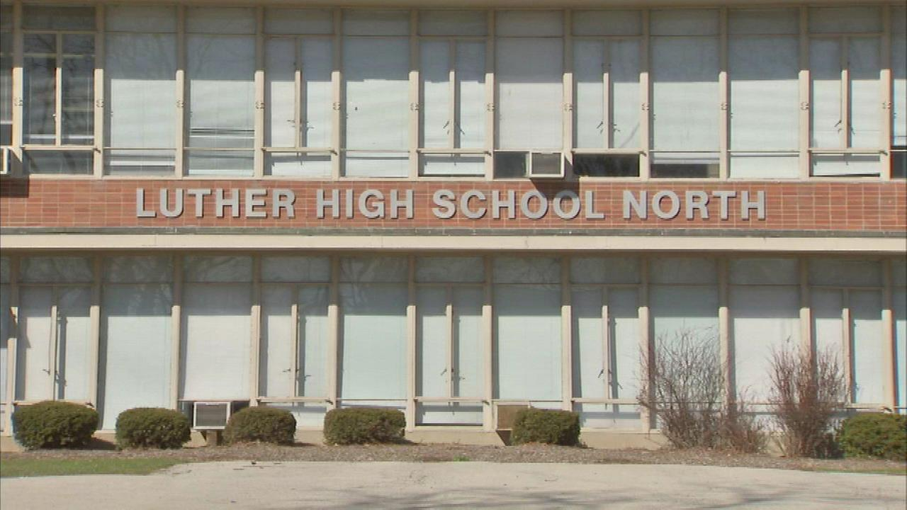 Officials said declining enrollment has forced Luther North College Prep to close in June.