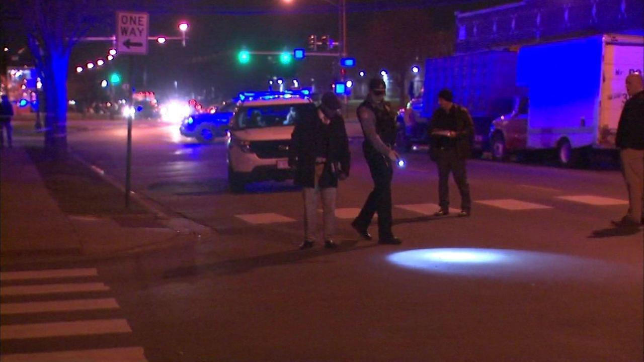 Police: 4 shot in Auburn Gresham
