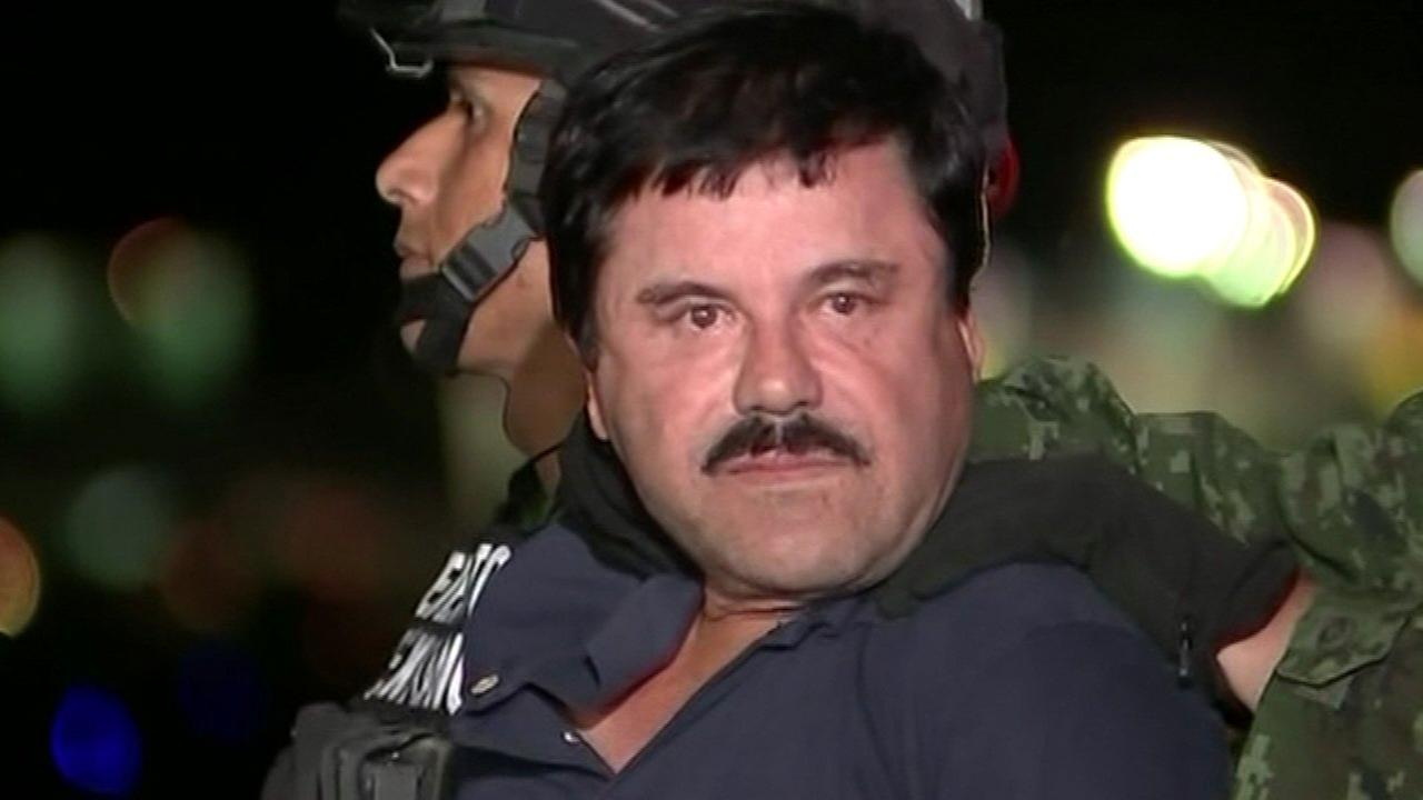 'El Chapo' Guzman suffering effects of solitary confinement, his lawyers say
