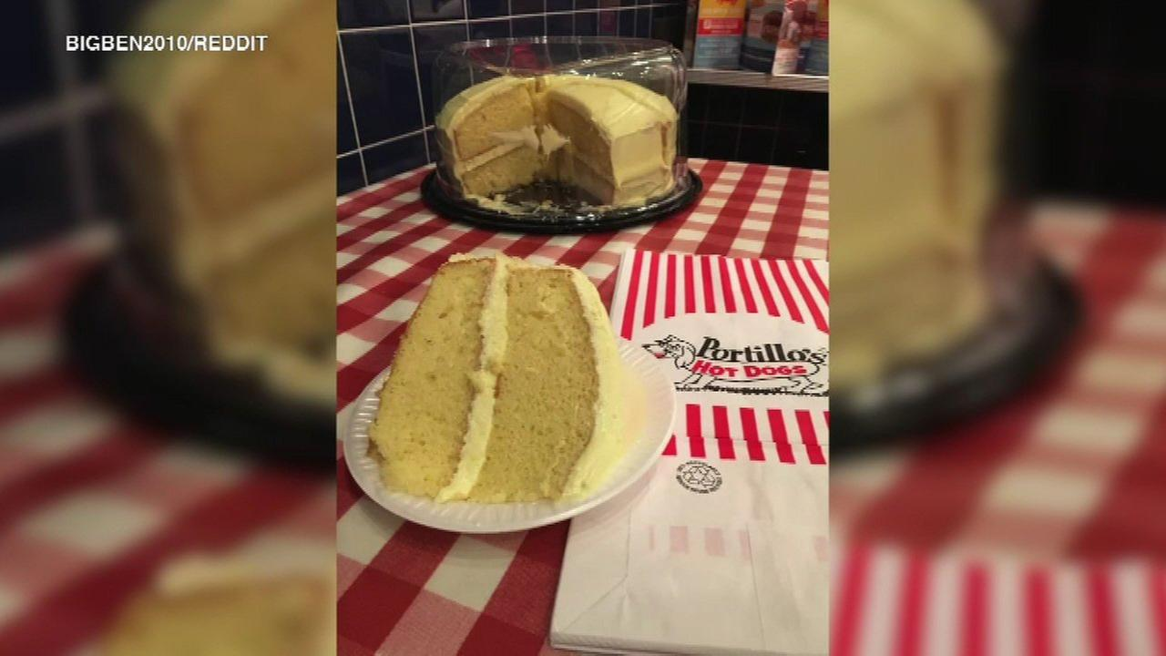 Portillo's extends lemon cake revival through August