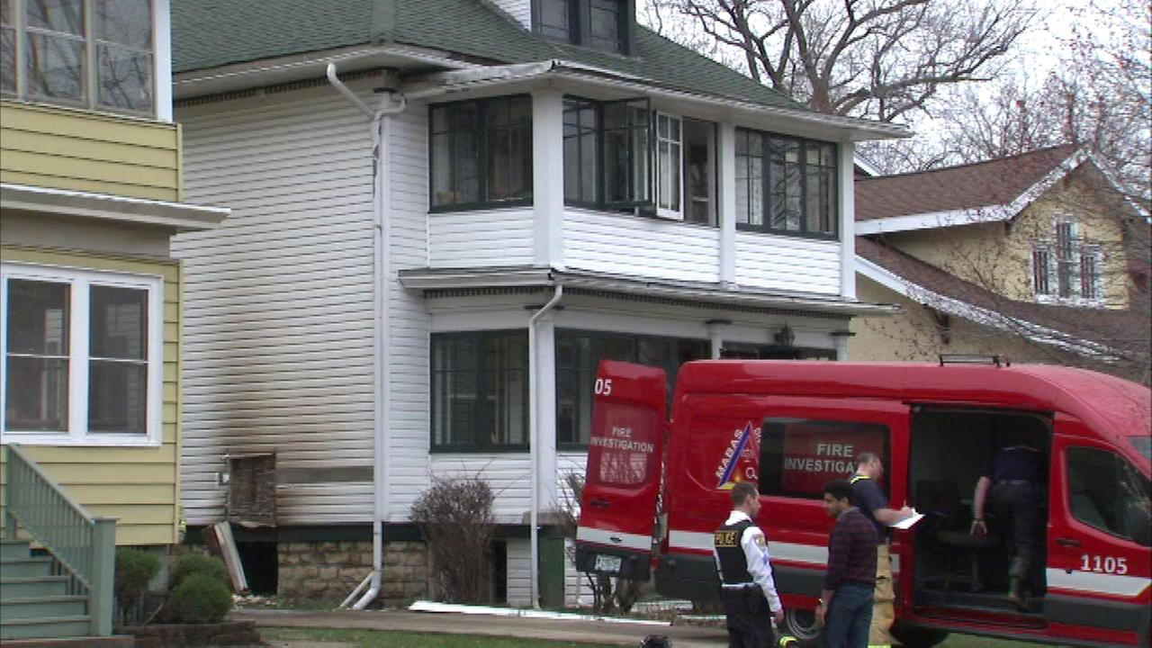Man found dead in River Forest house fire