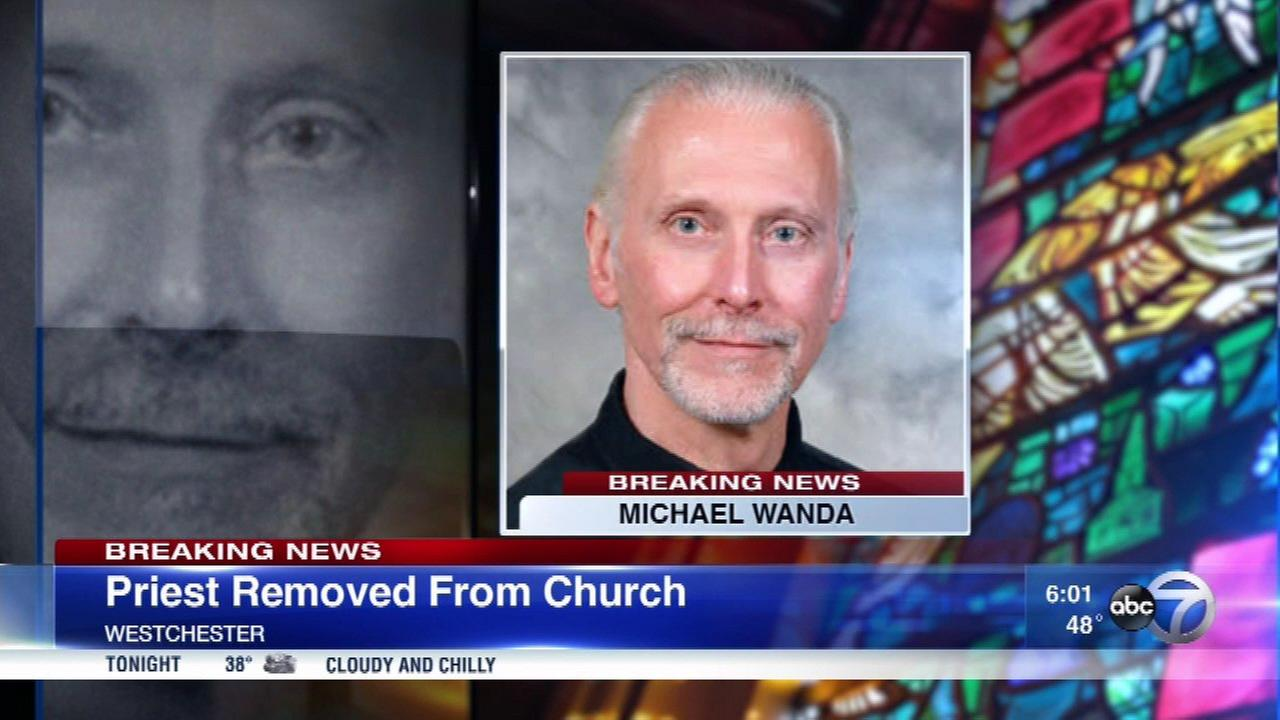 Priest removed from Westchester church after inappropriate relationships with women