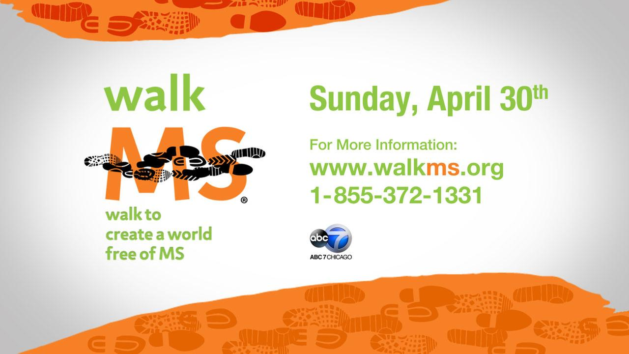 2017 Chicago Walk MS April 30, 2017