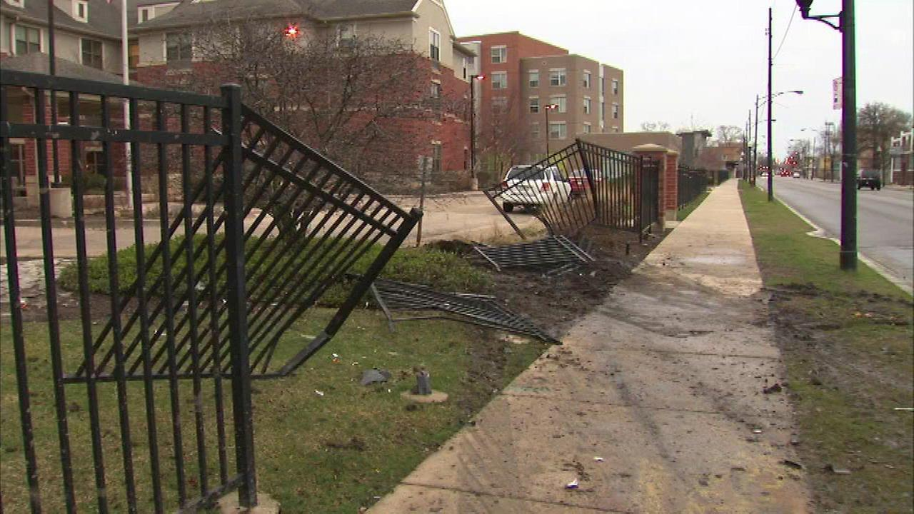 Man Killed In Roseland Crash With Chicago Police Car