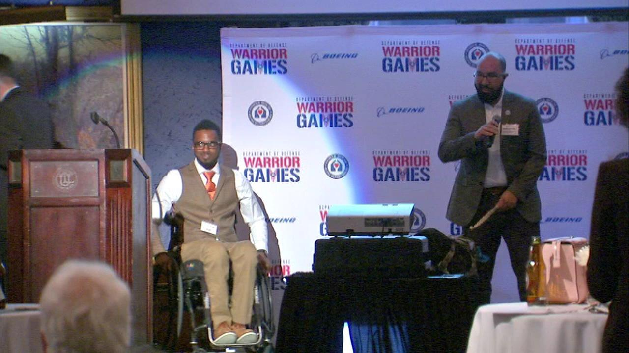Veterans gather in Chicago ahead of summer's Warrior Games