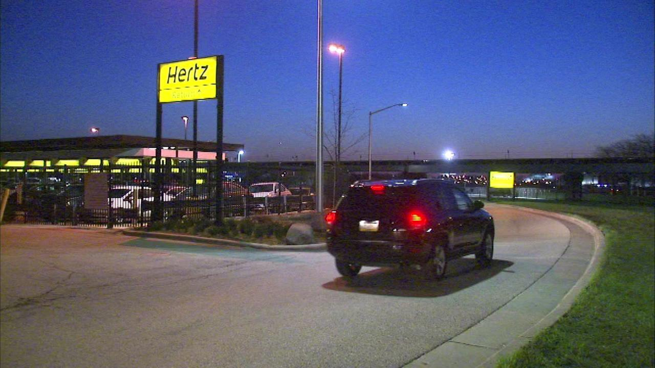 Police Cars Stolen From Car Rental Lot Near O Hare Airport