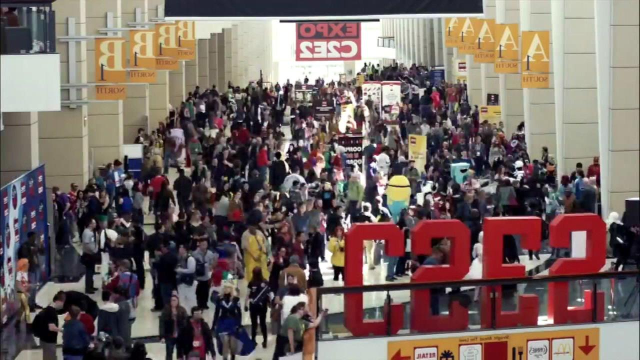 Chicago Comic & Entertainment Expo at McCormick Place this weekend