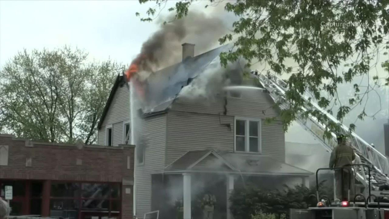 1 dead in Berwyn fire