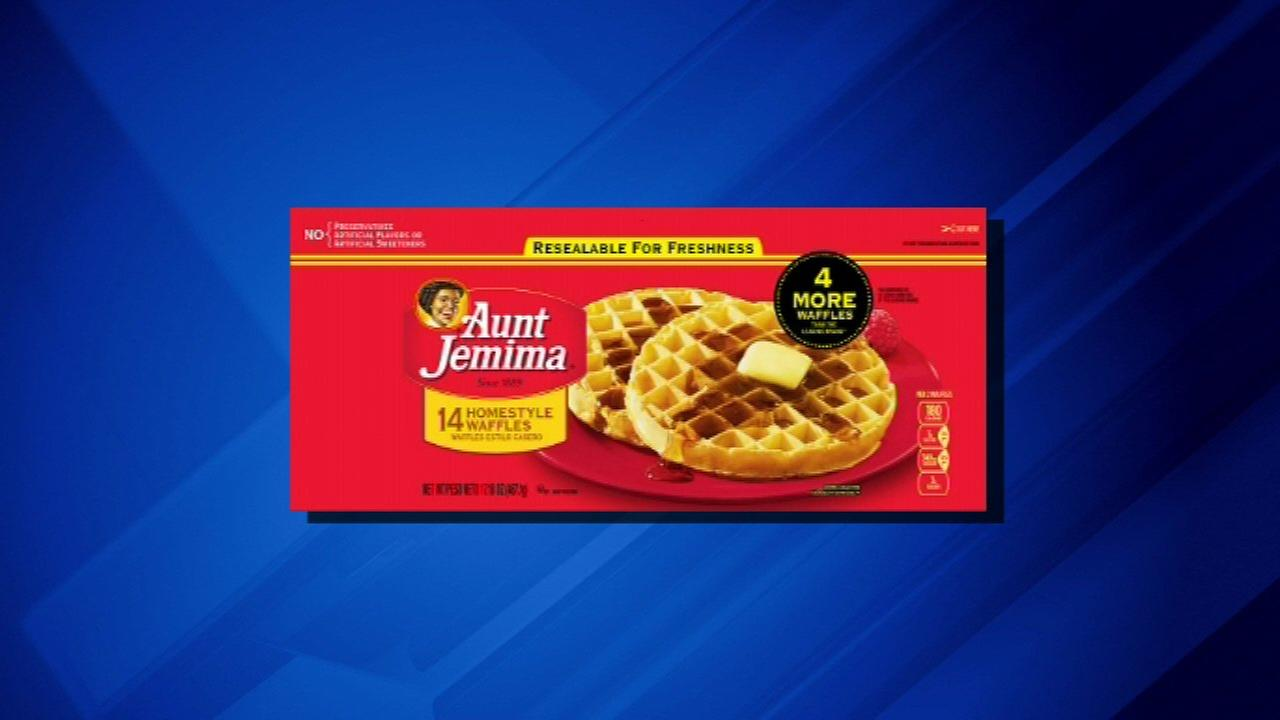 Concerns about listeria have led to a recall of Aunt Jemima frozen pancakes, waffles and French toast .