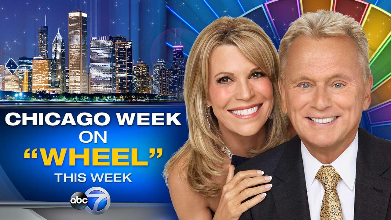 Chicago Week on Wheel of Fortune