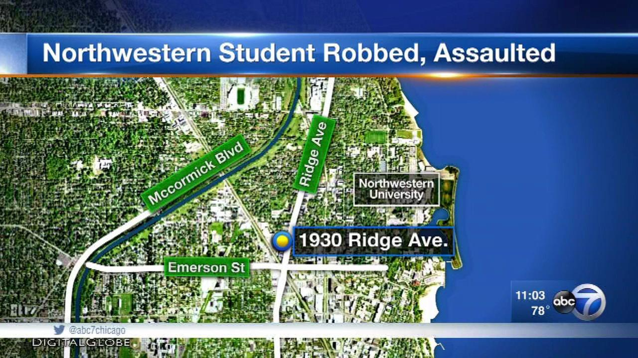 Northwestern student assaulted, robbed in elevator in Evanston