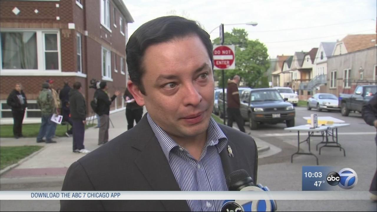 Alderman given police protection after reported threat