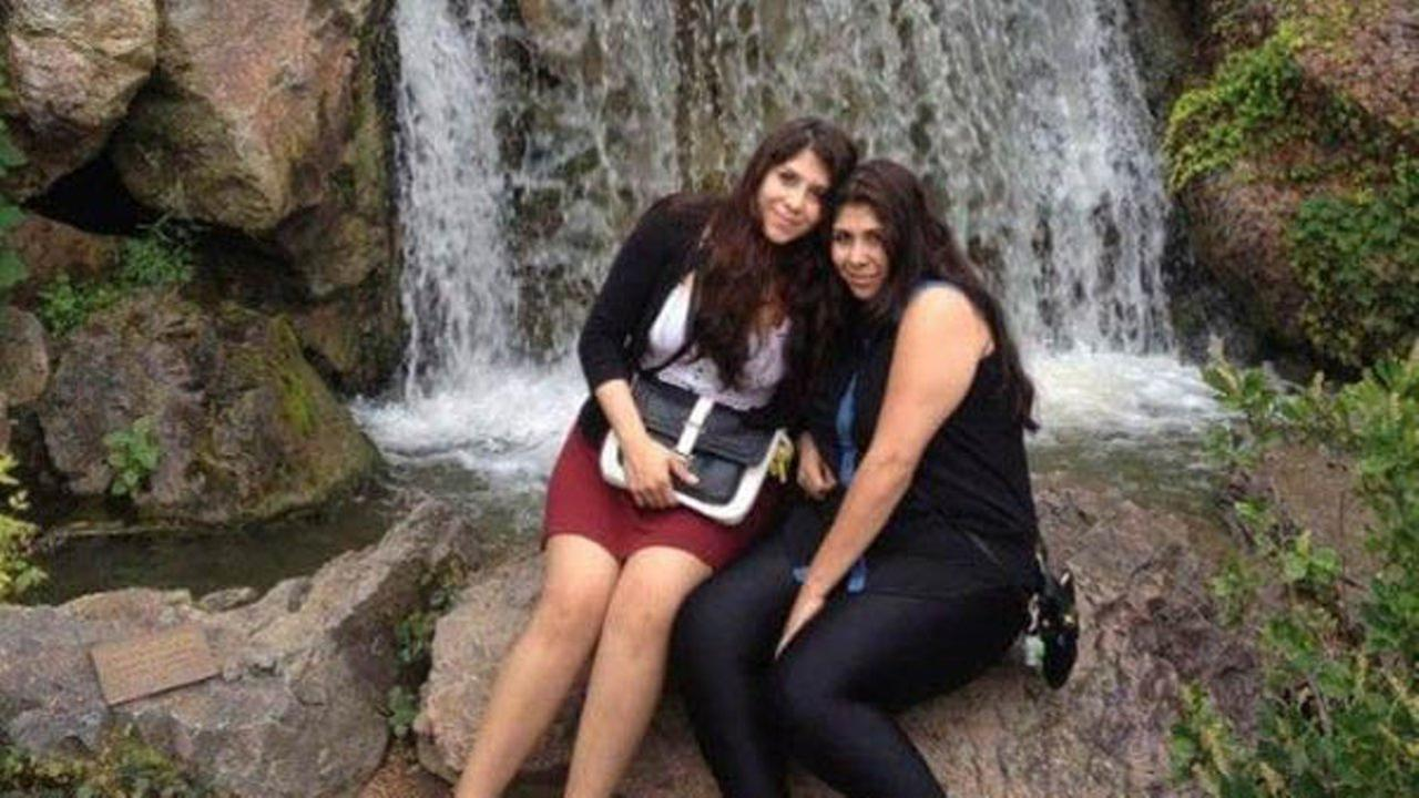 Twins Abril Delapaz and Brisa Delapaz-Carvajal were killed in a crash early Sunday in the South Deering neighborhood.