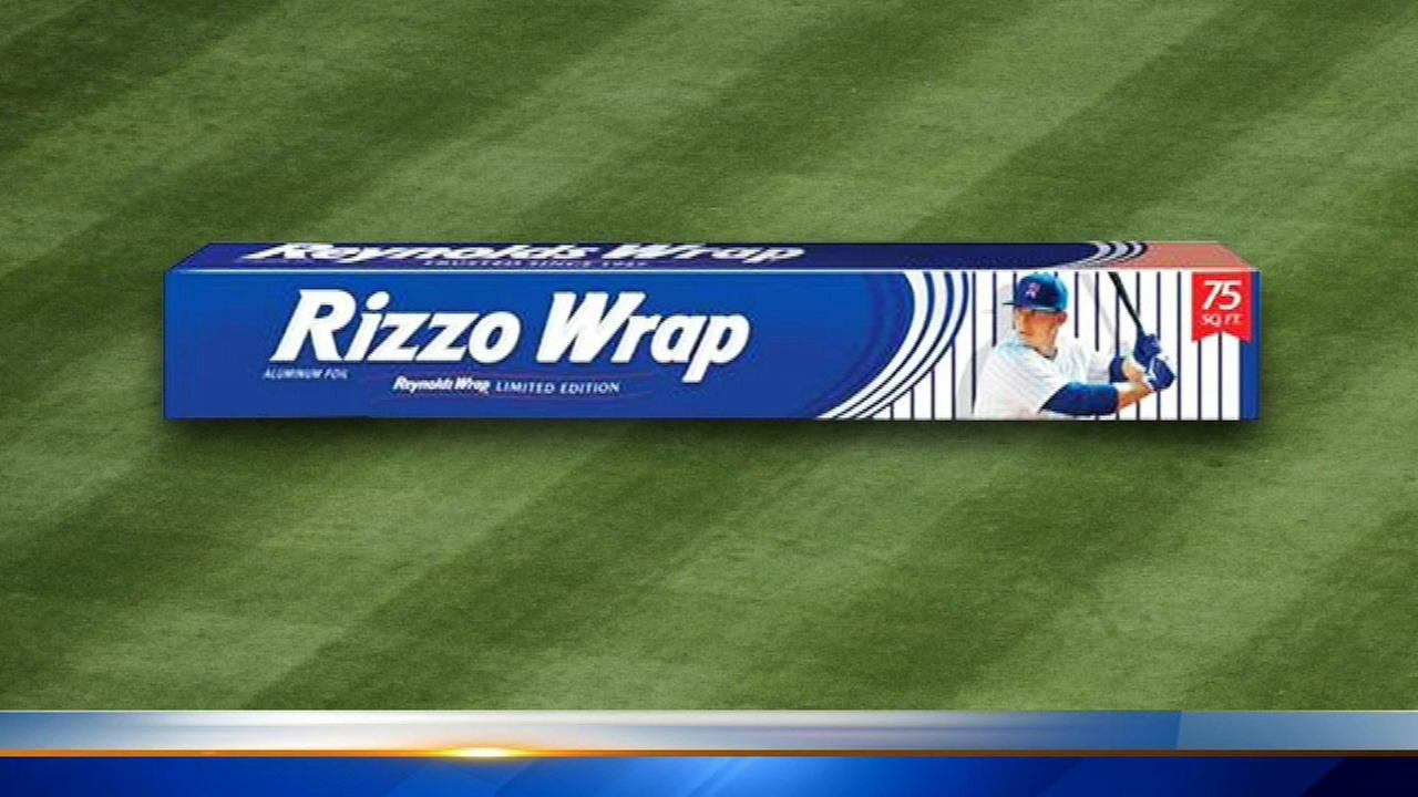 Anthony Rizzo 'Rizzo Wrap' to be sold at Jewel-Osco