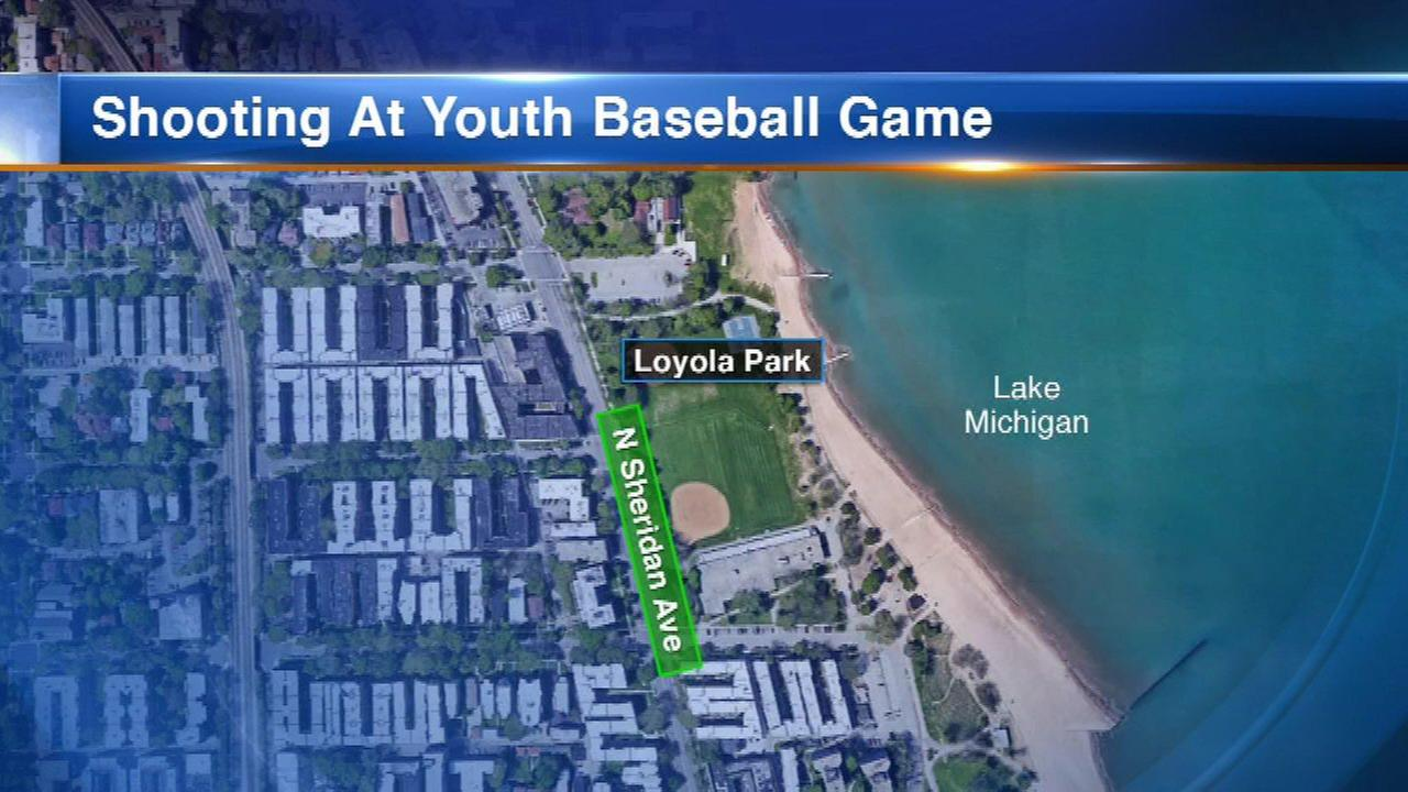 State rep. speaks out after shooting at son's baseball game on North Side