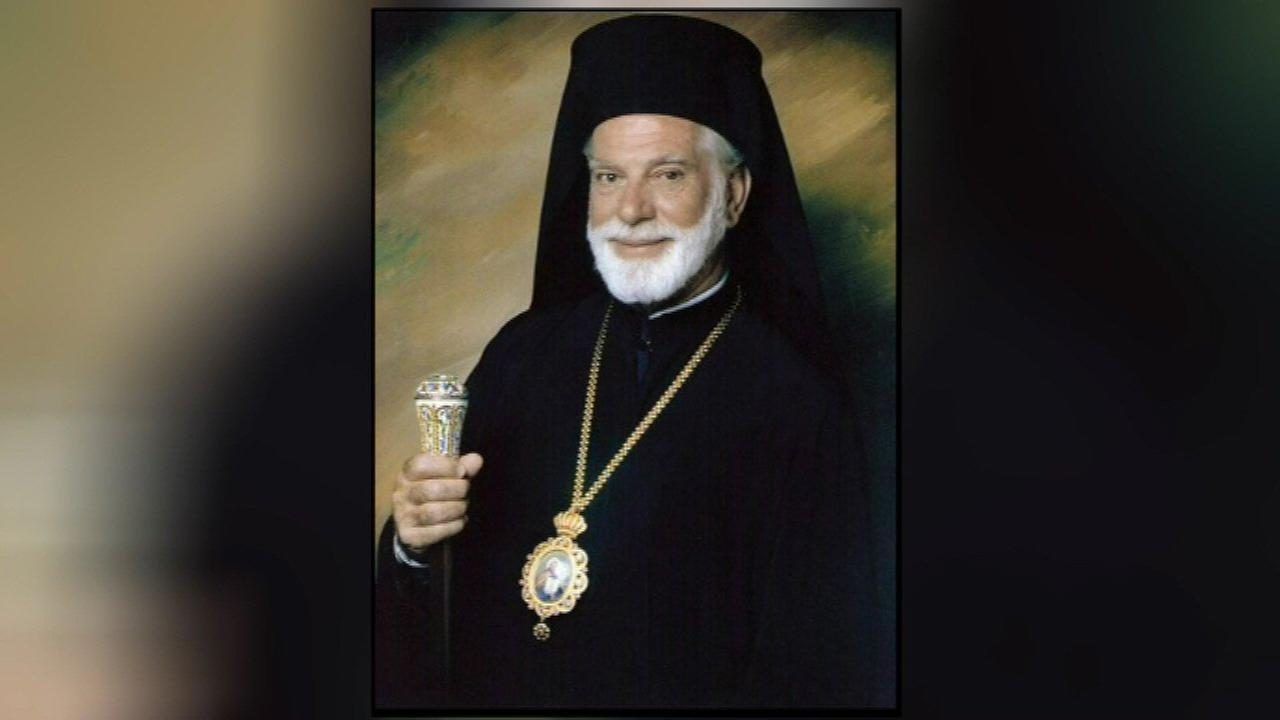 Metropolitan Iakovos of the Greek Orthodox Church in the U.S. Midwest.