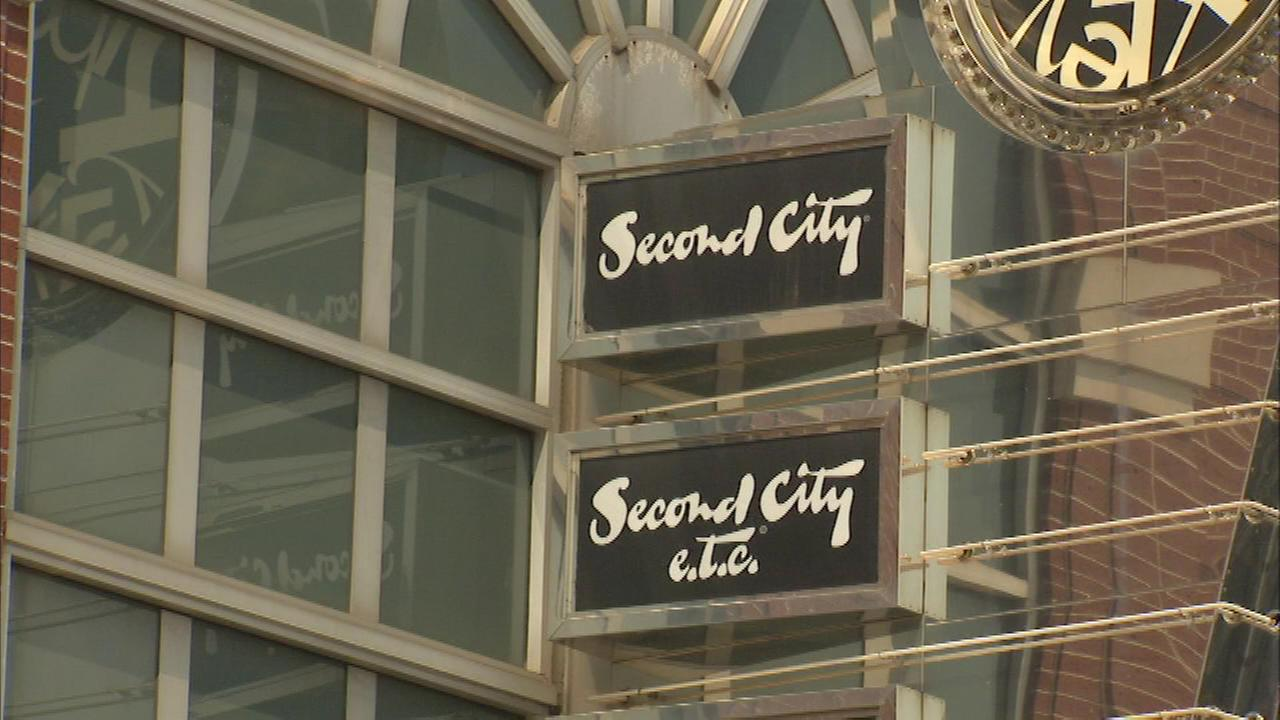 Actor files racial discrimination lawsuit against 'Second City'