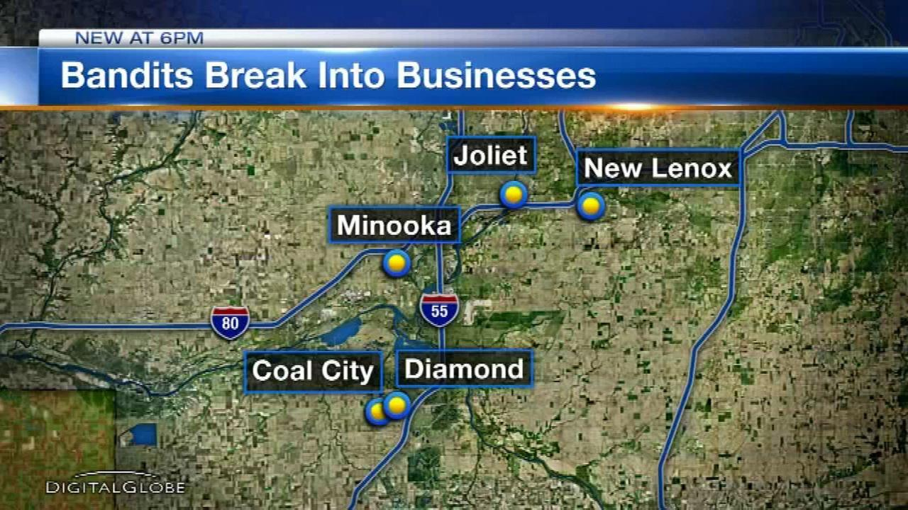 Police: 27 guns stolen in Minooka business burglary