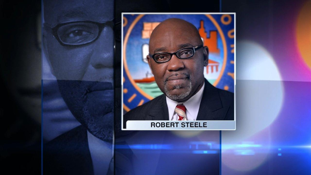 Cook County Commissioner Robert Steele dead at 55