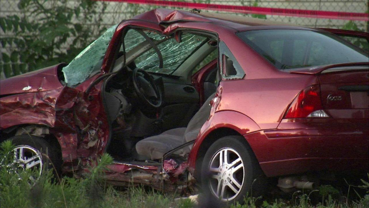 Woman killed in crash with SUV fleeing police