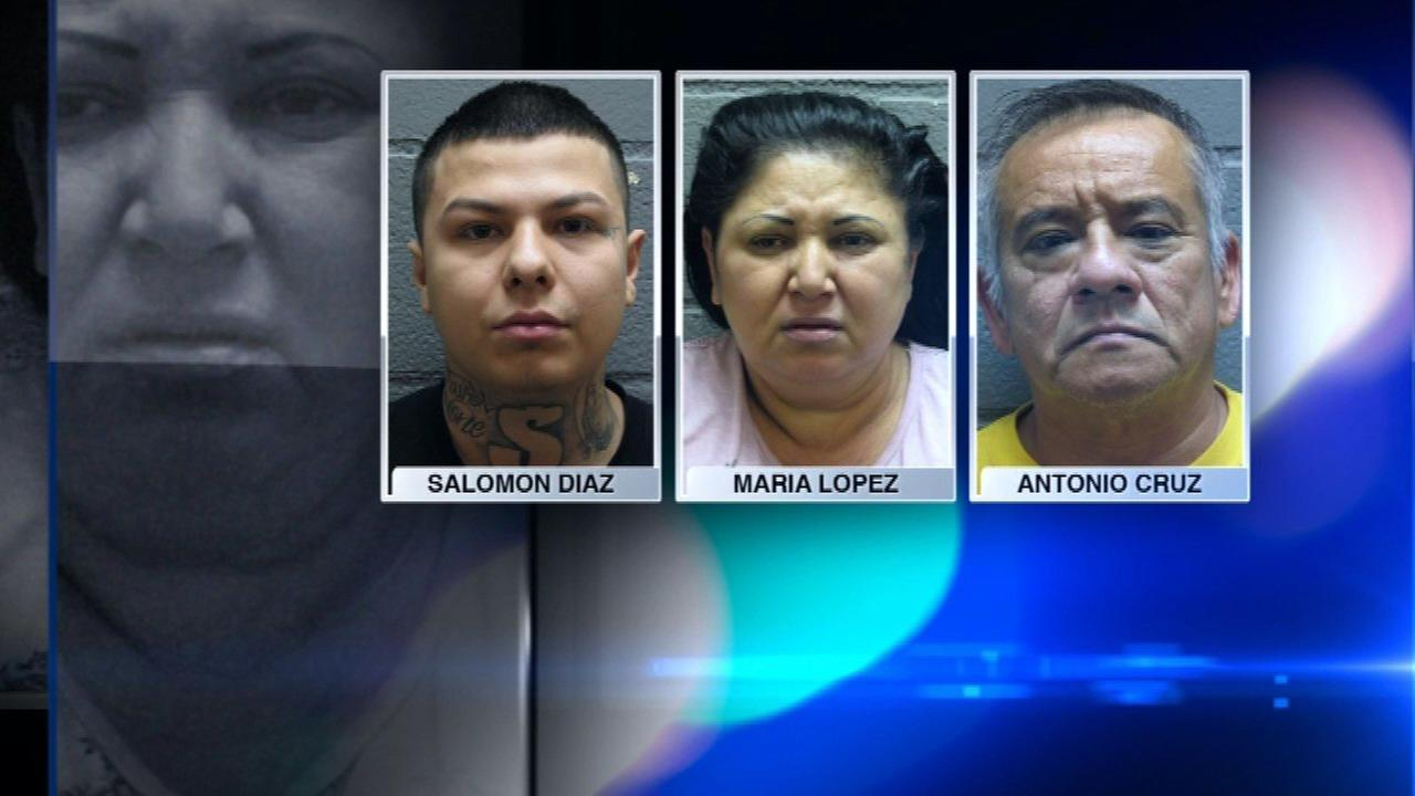 3 Chicago area brothels busted by Cook Co. Sheriff's Office
